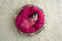 Lizzy McMillan Arizona Newborn Photographer Momento Studios Newborn Girl Phoenix Arizona Mesa Arizona-10
