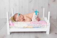 Lizzy McMillan Arizona Newborn Photographer Momento Studios Newborn Girl Phoenix Arizona Mesa Arizona-20