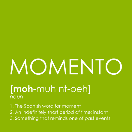 Momento-Meaning
