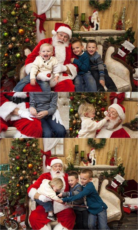 Amsden Boys Santa 2014,