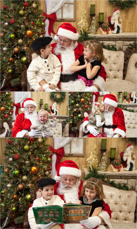 Peters Kids Santa 2014,