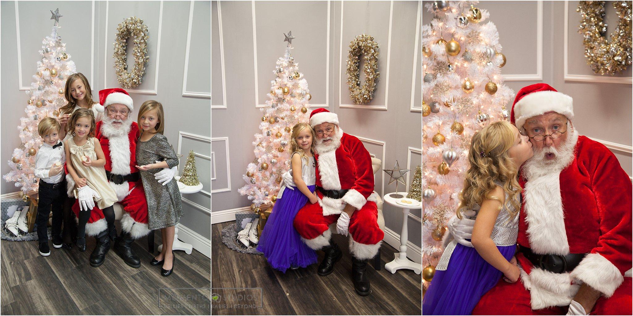 Griggs Santa Portraits 2014,